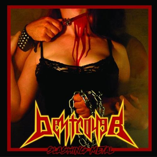 "DESTROYER ""Slashing Metal"" (輸入盤)"