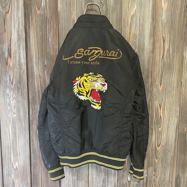 [used]Tiger big design jacket