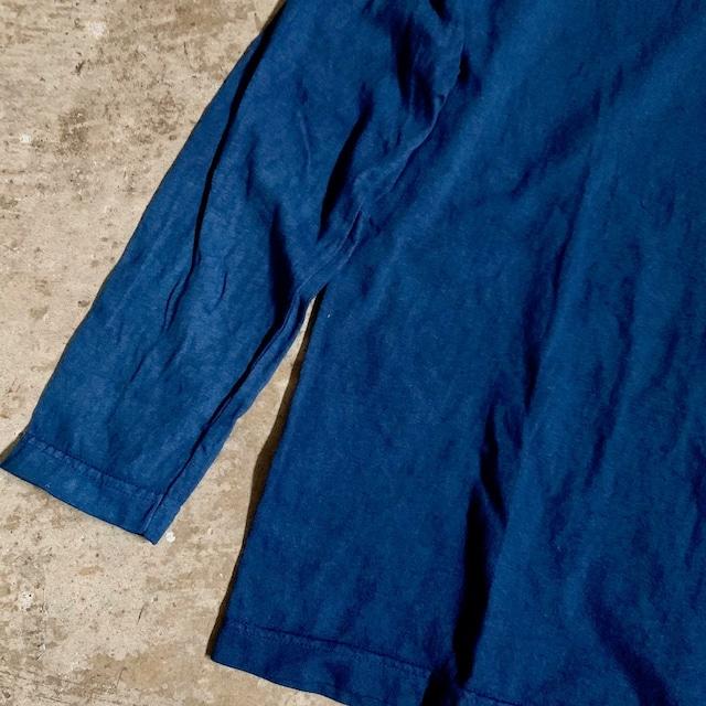 Long Sleeve T-shirt 染め