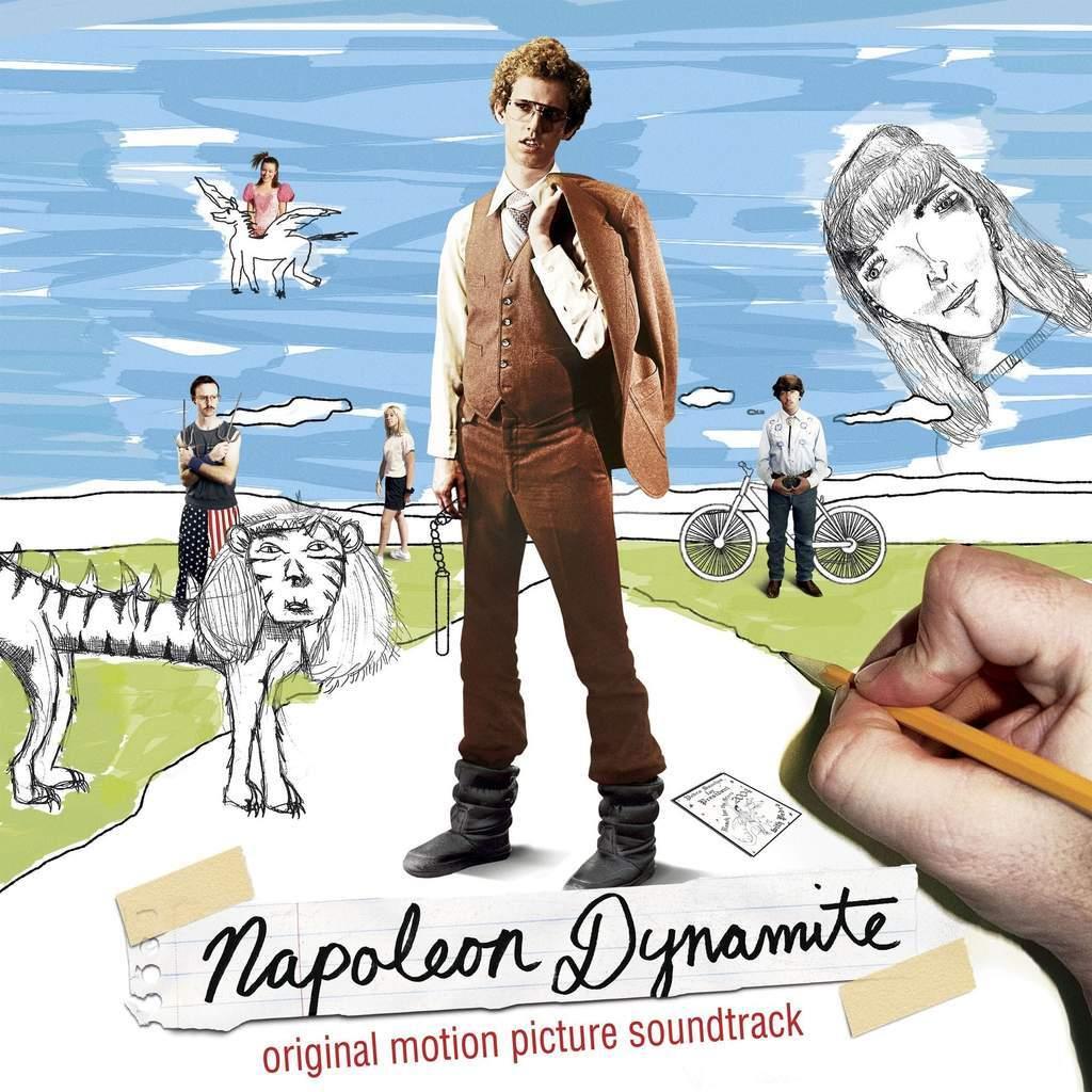 V.A. - Napoleon Dynamite (2LP)