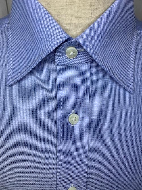 シャツ(単品)Lサイズ、セミワイド オックスフォード
