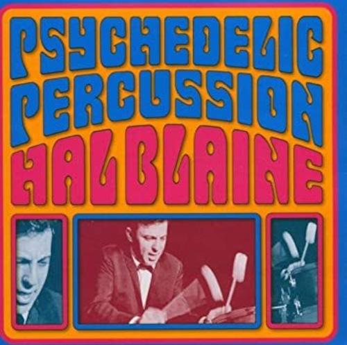 【ラスト1/LP】HAL BLAINE - PSYCHEDELIC PERCUSSION -LP-