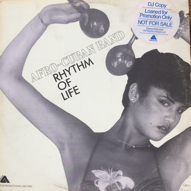 Afro-Cuban Band – Rhythm Of Life / You're Like