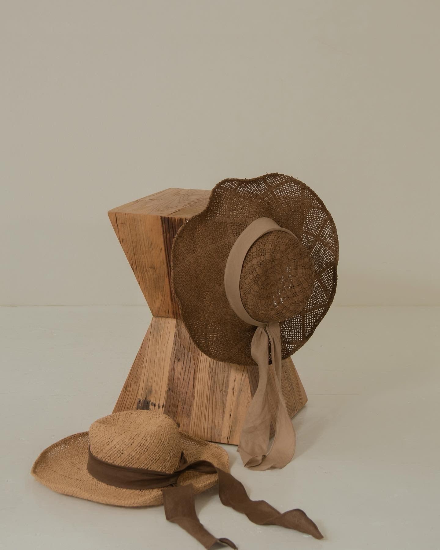 lady like straw hat