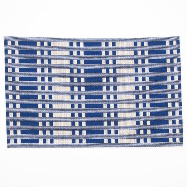 JOHANNA GULLICHSEN(ヨハンナ グリクセン) Puzzle Mat 5 Tithonus(ティトナス) Blue