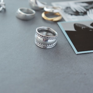 RING || 【通常商品】 INDIAN RING (S925) || 1 RING || SILVER || FAL056