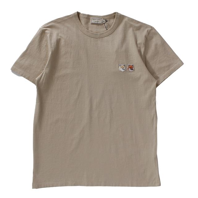 MAISON KITSUNE  T-shirt Beige