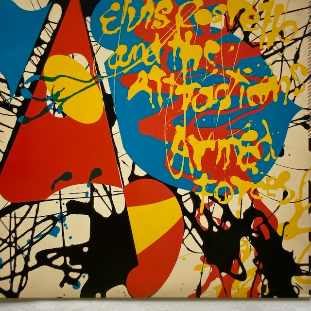 【LP+7inch・米盤】Elvis Costello & The Attractions / Armed Forces