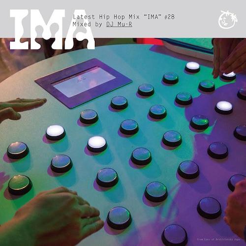 【CD】DJ Mu-R - Ima#28
