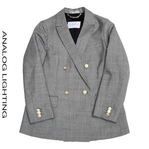 W Jacket/CHECK