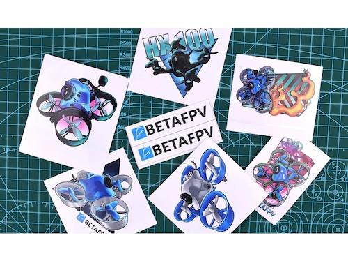 BETAFPV FPV Stickers