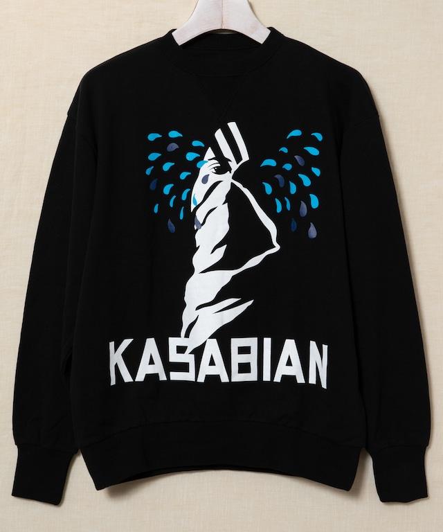 KASABIAN(カサビアン)スウェットシャツ