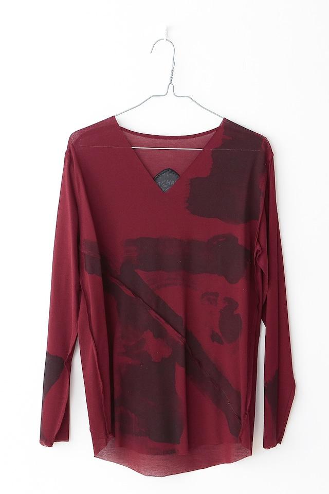 Tshirt【COTTON コットン】[Hand Painted]CS1904[税/送料込][受注生産]