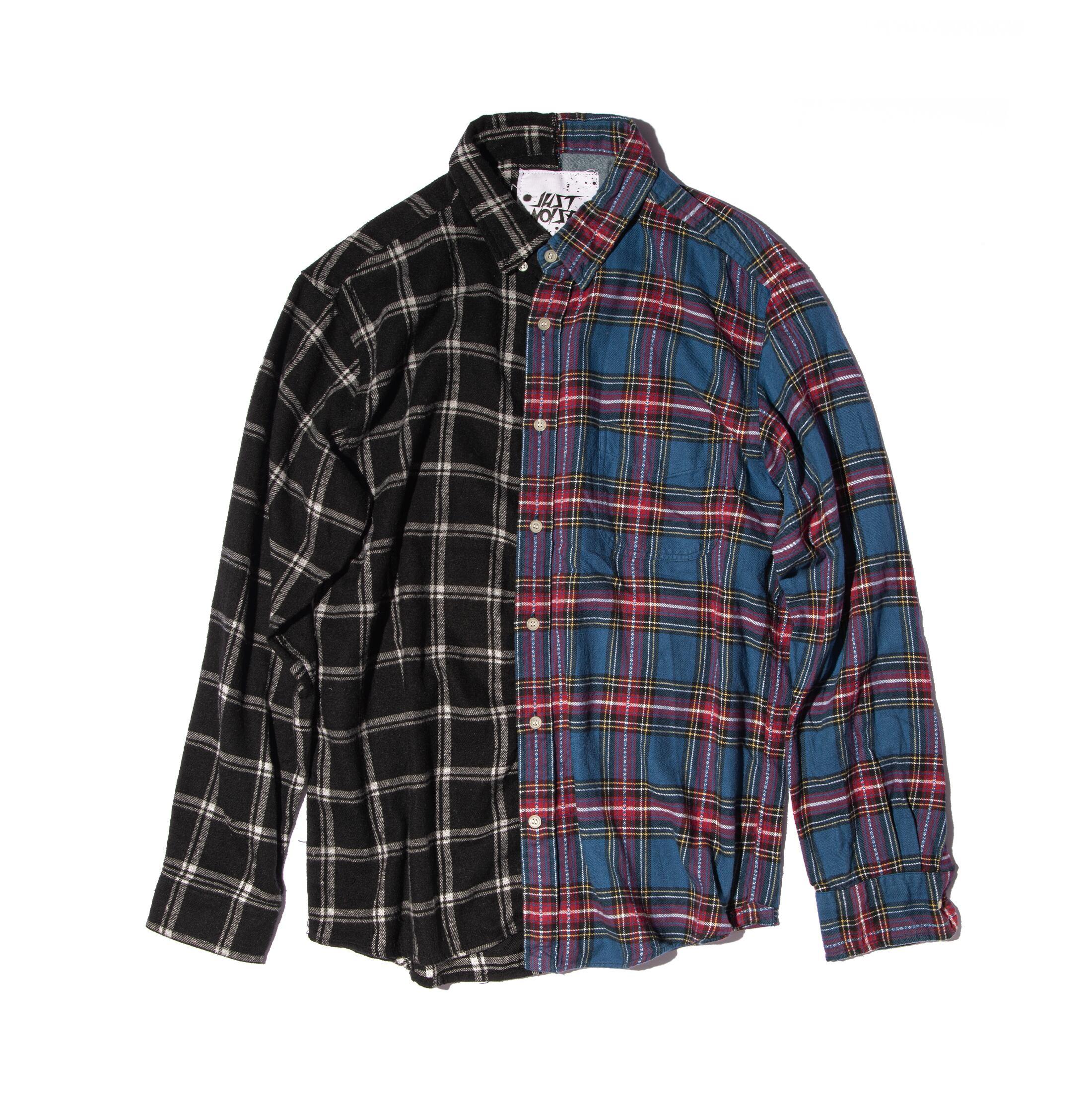 JUST NOISE BLACK LABEL: Shirt-003