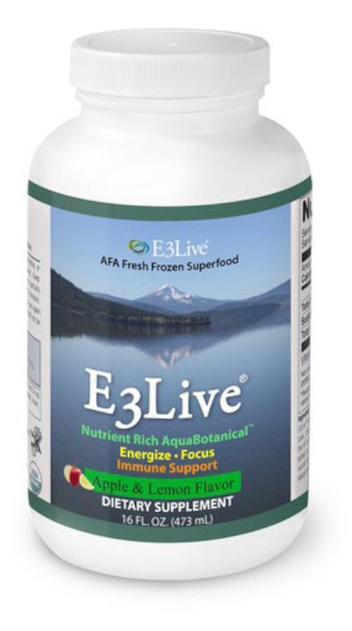 E3Live オリジナル アップル&レモン味(定期便1カ月)