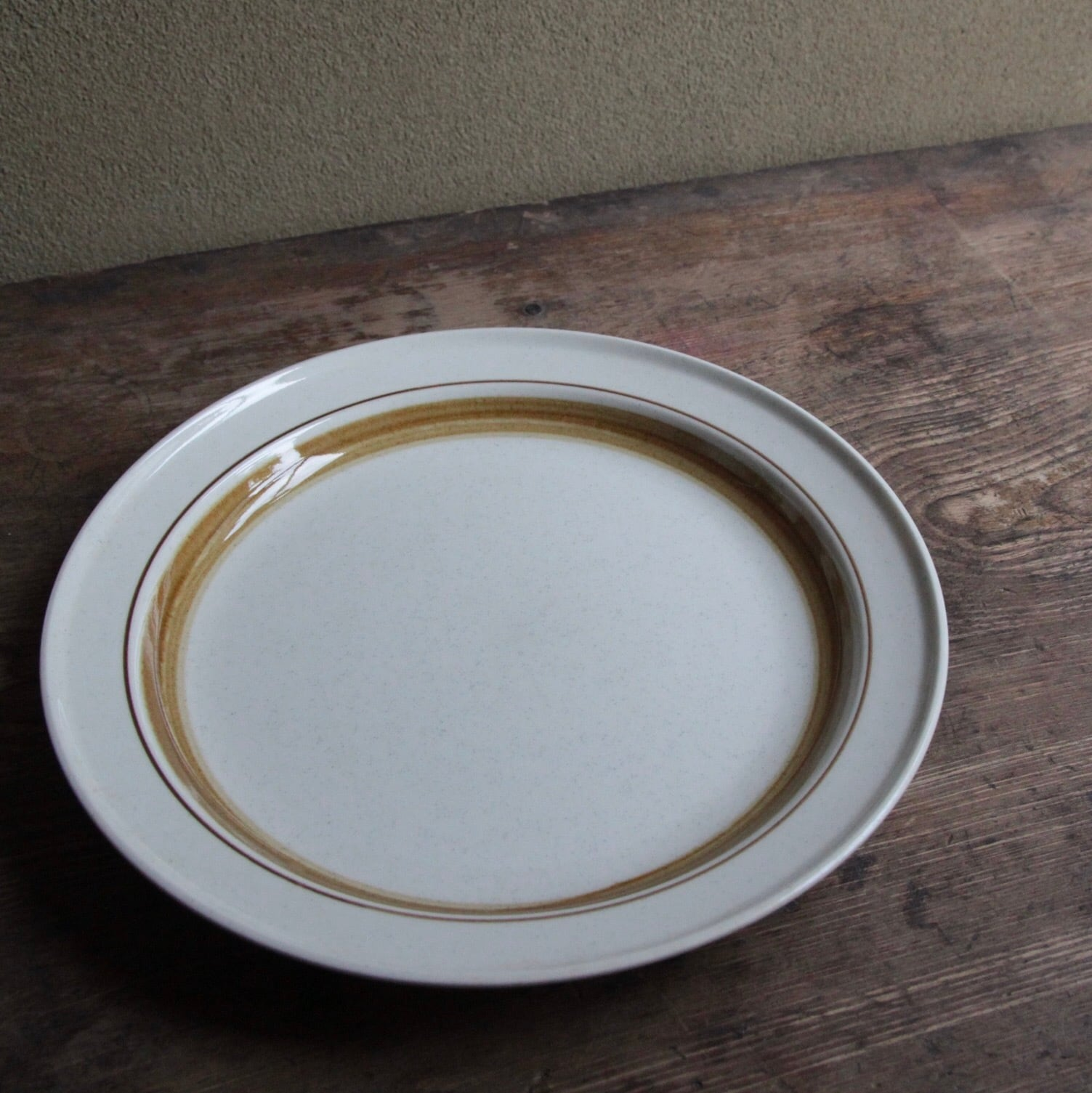 アポロ ストーンウェア パスタ皿 残り1枚