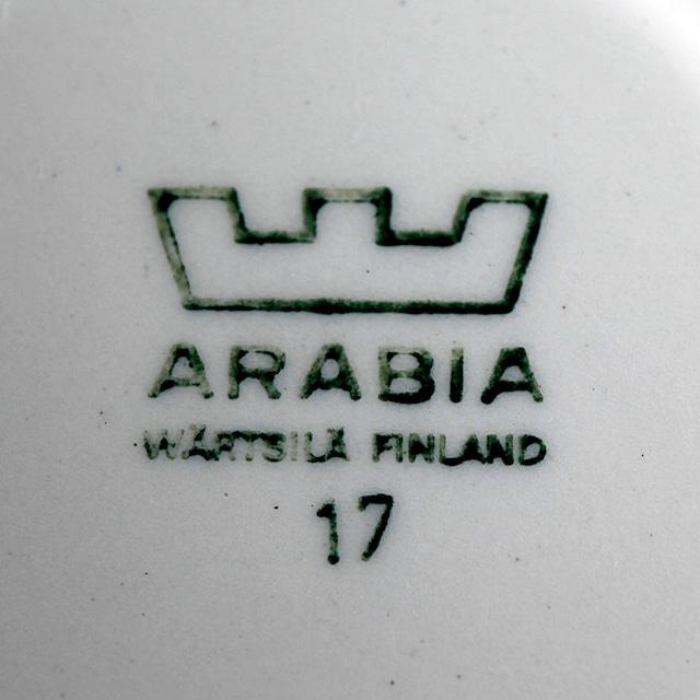 ARABIA アラビア Sotka ソツカ カップ&ソーサー 北欧ヴィンテージ