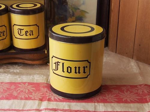イギリスアンティーク フラワー缶(Regency Ware・リージェンシーウェア)