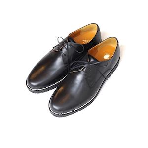 TOMOTAKA  Black French Service Shoes