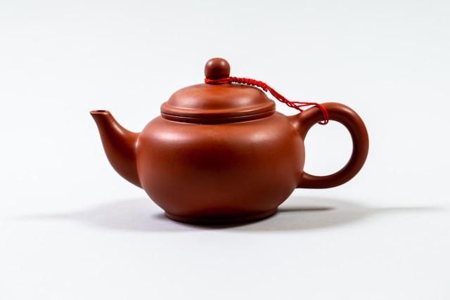 茶壺(急須)赤