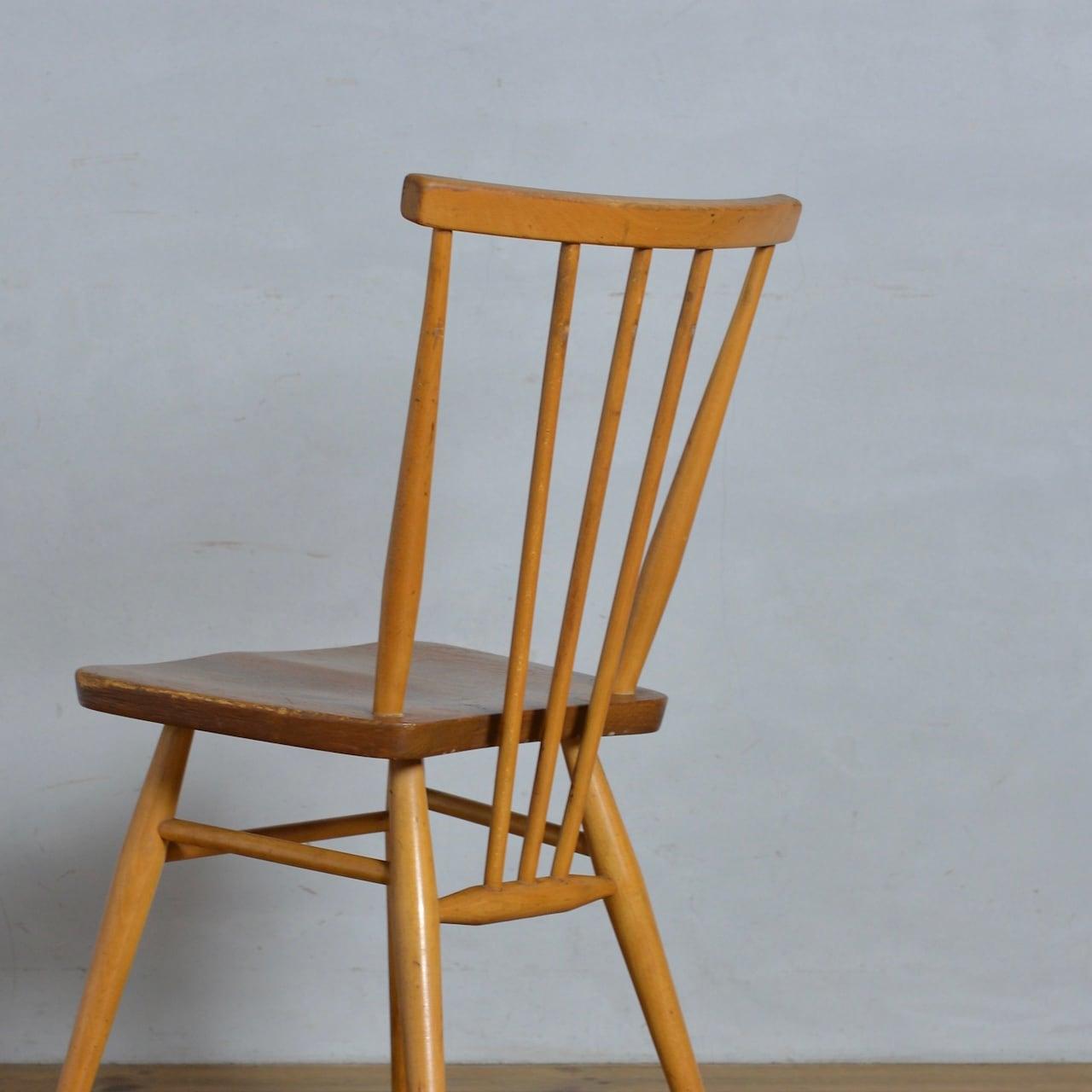 Ercol Stickback Chair / アーコール スティックバック チェア 【A】〈ダイニングチェア〉SB2007-0004