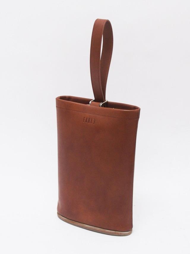 EARLE (アール) Shoe sole shoe bag / シューソールシューバッグ / BROWN ER1501-2