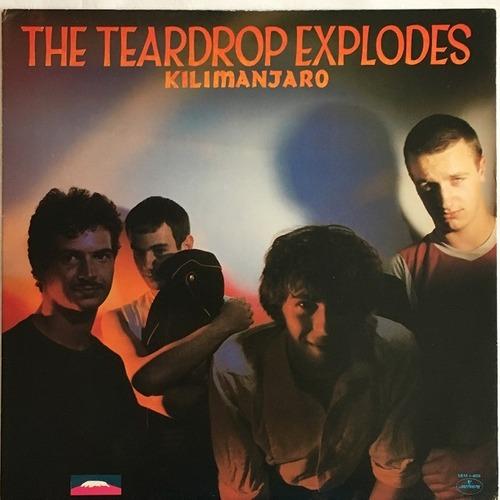 【LP・英盤】The Teardrop Explodes / Kilimanjaro