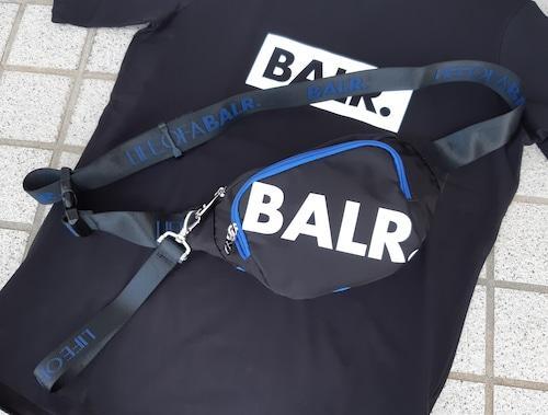 ボーラー BALR バック メンズ ウエストバッグ U-SERIES WAISTPACK