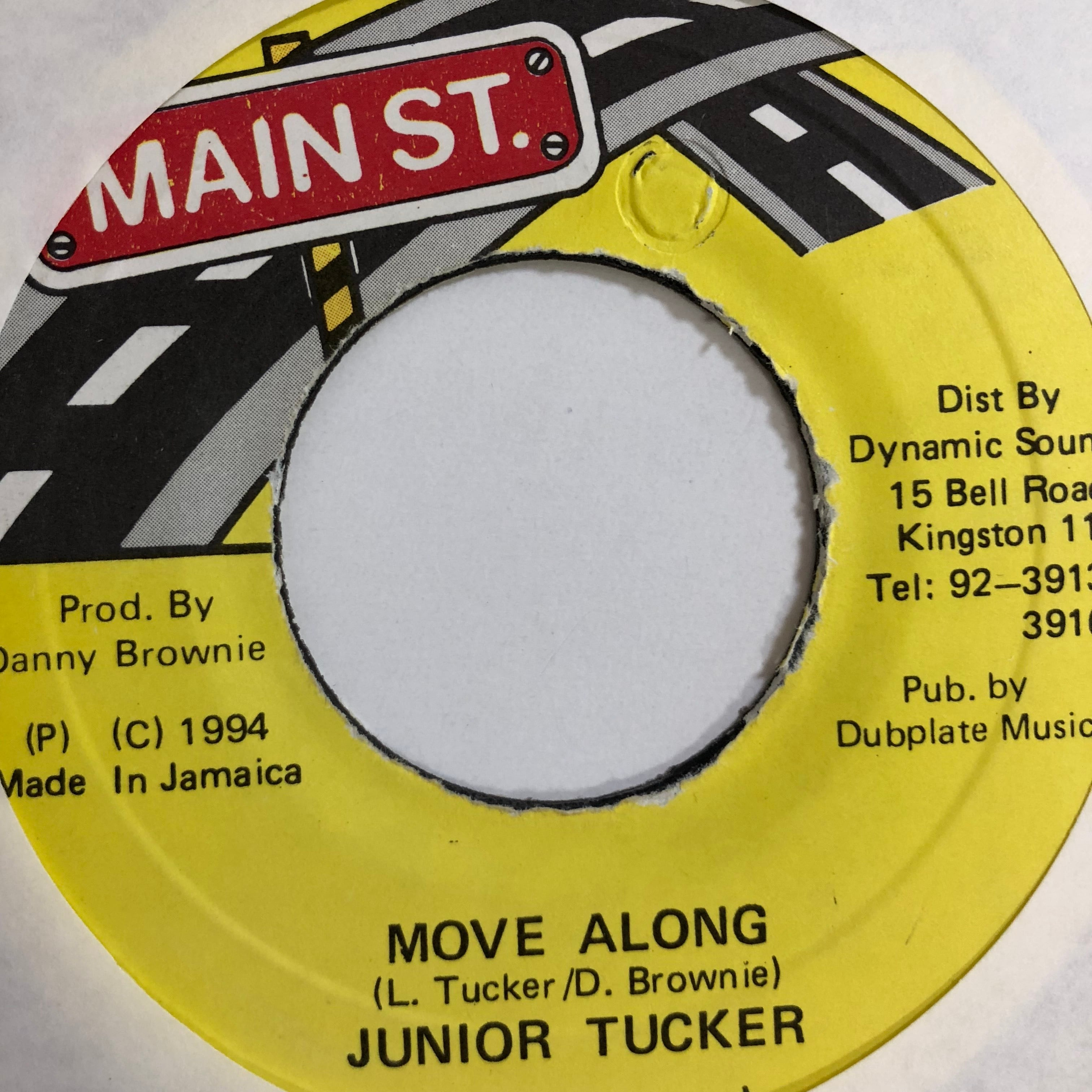 Junior Tucker(ジュニアタッカー) - Move Along【7'】