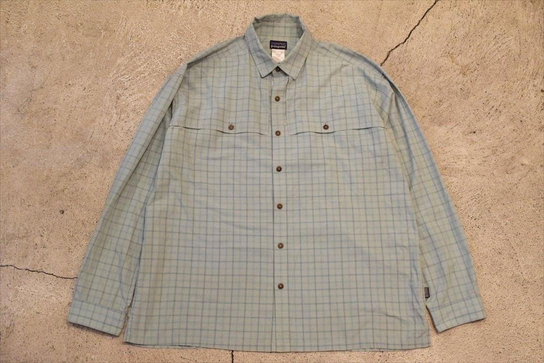 USED 10s patagonia Islandhopper Shirt -X-Large 01002