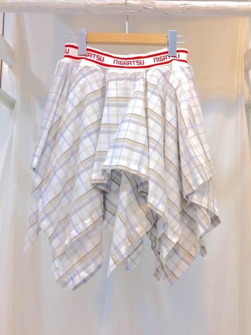 NIGATSU カッティングスカート