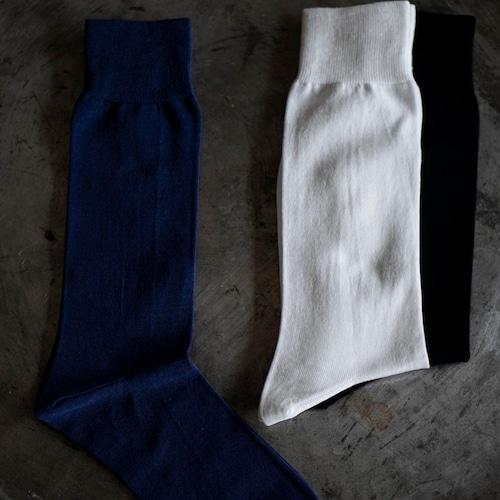 KIMURA コットンソックス(Egyptian cotton) 25-27cm