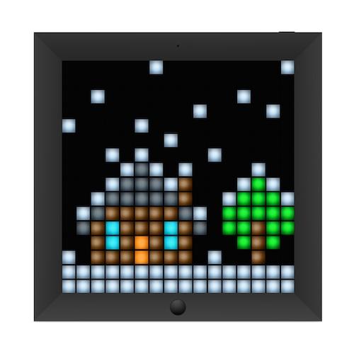 【アウトレット】Divoom :: PIXOO ピクセルアートフレーム