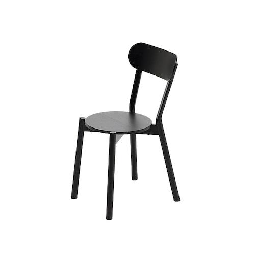KARIMOKU NEW STANDARD(カリモクニュースタンダード) Castor Chair(キャストールチェア) ブラック