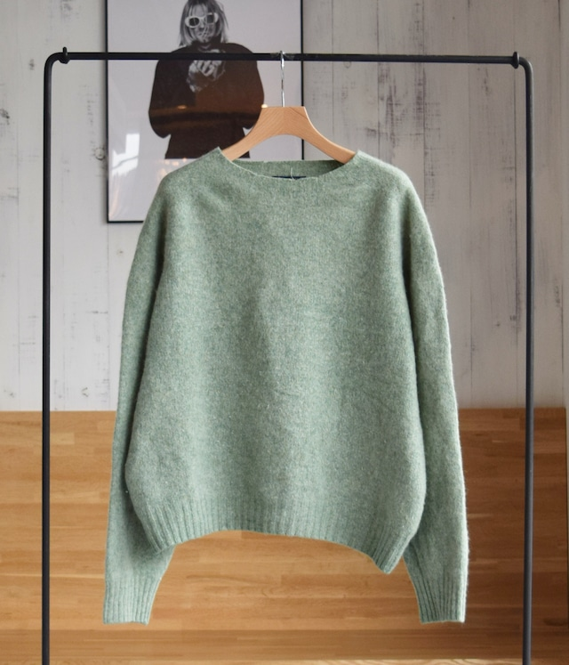 USED POLO RALPH LAUREN WOOL CASHMERE SWEATER