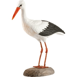 DECO BIRD (White Stork)