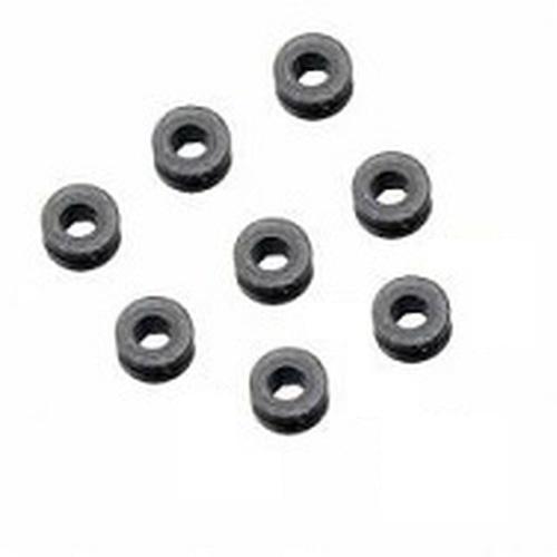 K130、K110、K120、V977共通◆キャノピー用ゴムグロメット 8個