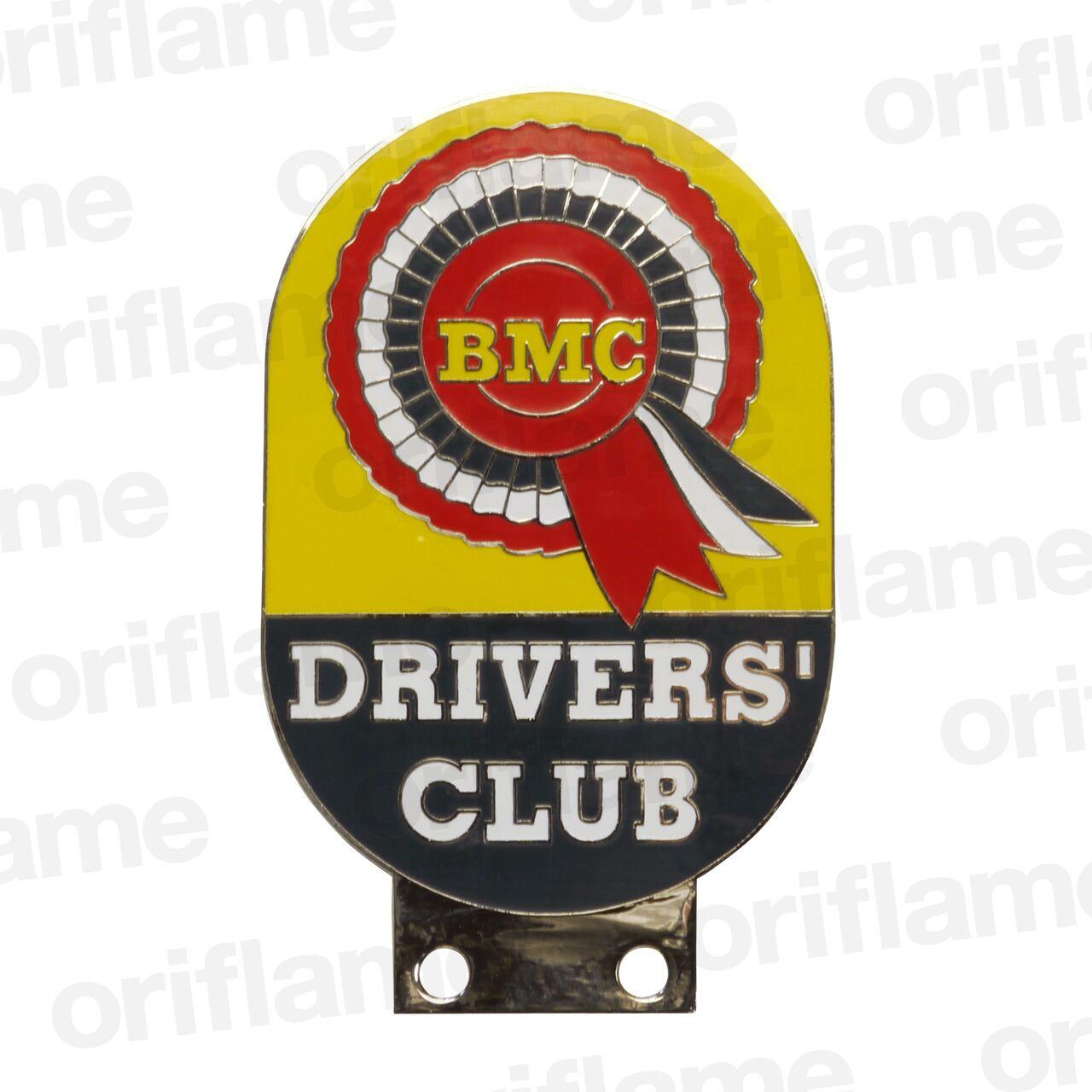 グリルバッジ・BMC・ドライバーズ・クラブ