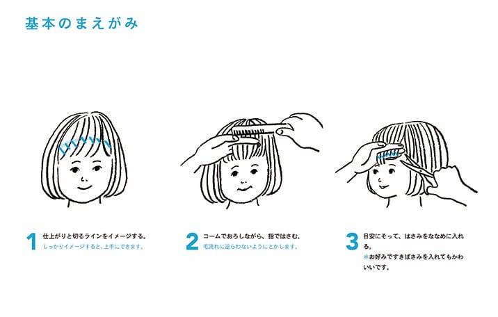 はじめてのおうちカット  砂原由弥 - 画像3