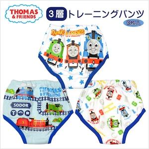 きかんしゃトーマス(THOMAS) 3層トレーニングパンツ3枚組 (145TM8310-SB)