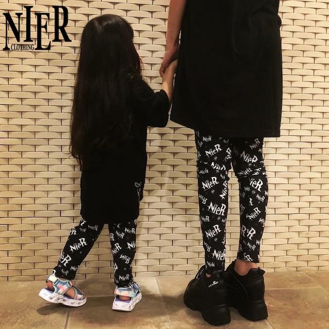 【kids】ストレッチレギンスパンツ(90〜130cm)《30点限定商品》