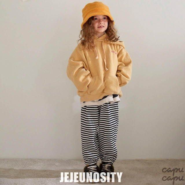 «sold out»«ジュニアサイズあり» jejeunosity vertical pants 2colors ジョガーパンツ
