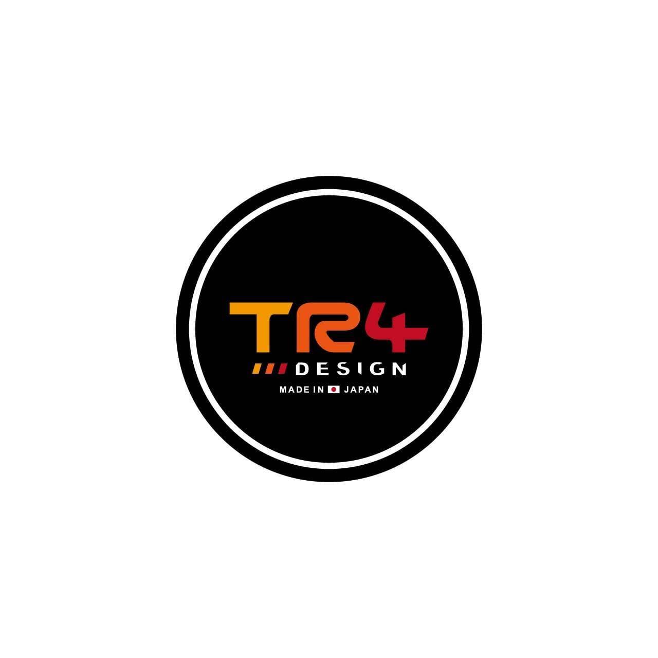 【 TR4Design 】TR4Design Sticker Decal #01