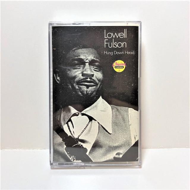 [中古カセット]  Lowell Fulson – Hung Down Head