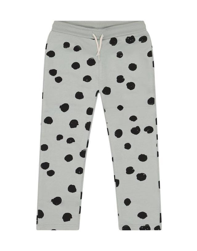 Another Fox / Sea Green Spot Kids Sweatpants 1-2y〜7-8y ※メール便1点までOK