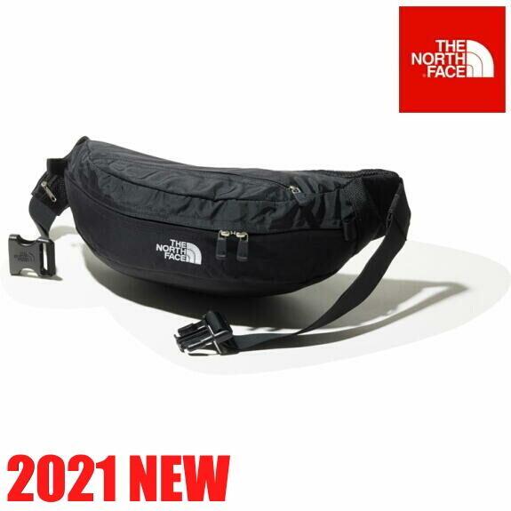 ノースフェイス バッグ ウエストバッグ ヒップバッグ THE NORTH FACE SWEEP NM72100 ブラック