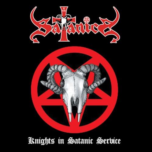 """【特典付き】SATANICA """"Knights In Satanic Service"""""""