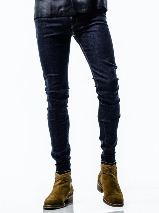 RESOUND CLOTHING (リサウンドクロージング) LOAD DENIM / INDIGO O/W BASIC-SSK-004-1