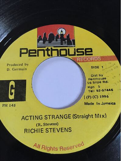 Richie Stephens(リッチースティーブンス) - Acting