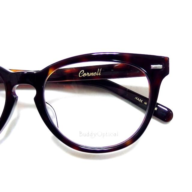 "【Buddy Optical】Cornell  ""brown tort"""